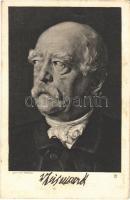 1915 Otto von Bismarck. Nach Prof. Petersen (fl)