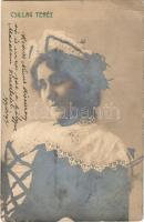 1901 Csillag Teréz. Kossak József felvétele (EB)