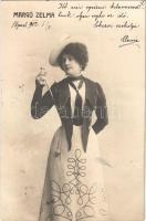 1902 Margó Zelma