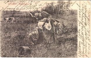 1900 Vadász buzgalom / Hunter romantic (EK)