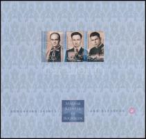 2014 Magyar szentek és boldogok II. különleges bélyegszett (11.500)