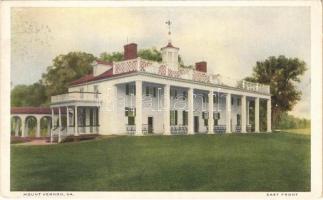 Mount Vernon (Virginia); east front (EK)