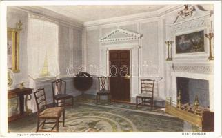 Mount Vernon (Virginia); west parlor