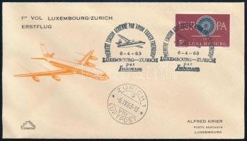 Luxemburg 1963