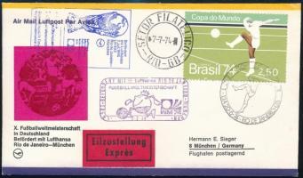 Brazília 1974