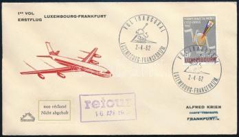 Luxemburg 1962
