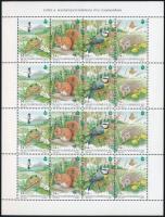 1995 5 db A természetvédelem éve teljes ív (10.000)