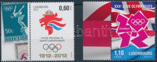 International Olympic Committee Centenary margin set, 100 éves a Nemzetközi Olimpiai Bizottság ívszéli sor