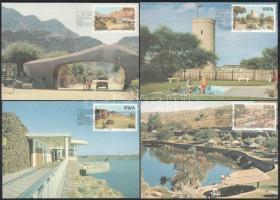 Délnyugat-Afrika 1987 (4 db)