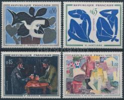 Paintings set, Festmények sor