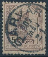 1904 Turul 5K SÁRVÁR (15.000)