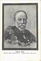Jókai Mór született 1825. február 19-én meghalt 1904. május 5-én (fl)