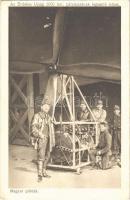 Első világháborús magyar katonai pilóták. Az Érdekes Újság / WWI Hungarian military pilots