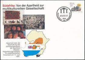 Dél-Afrikai Köztársaság 1991