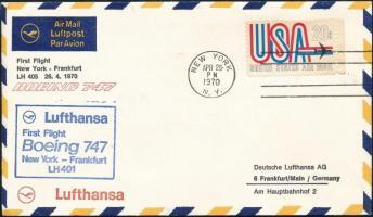 Amerikai Egyesült Államok 1970