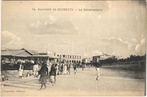 Djibouti, Le Débarcadere / quay