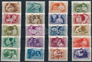 1955 Munka sor (min 11.000)