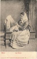 Malta, Lace Worker (EM)
