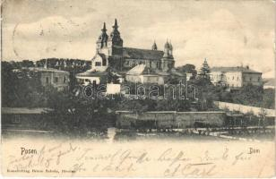 1902 Poznan, Posen; Dom / cathedral (Rb)