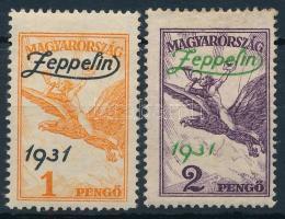 1931 ZEPPELIN sor (*12.000)