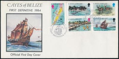 Belize 1984