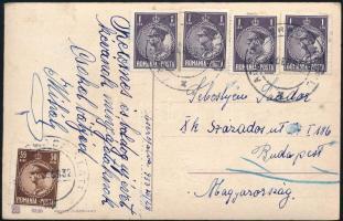 Románia 1932