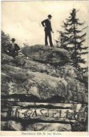 Mandlstein bei Weitra (Vitoraz), F. Castelli
