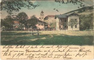 1904 Mondsee, Partie (tear)