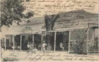 Maghnia, Marnia; Hotel de la Renaissance (EB)