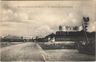 Djibouti, Le Palais du Gouverneur / Governors Palace