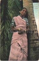 A Tamil woman (EK)