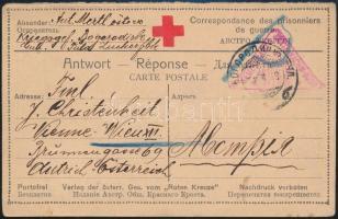 Oroszország 1918