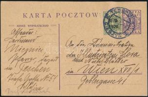 Lengyelország 1920