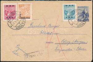 Jugoszlávia 1950