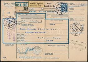 Csehország 1933