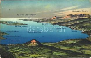 1914 Kvarner Gulf, Golf von Quarnero (fl)