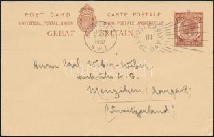 Nagy-Britannia 1937