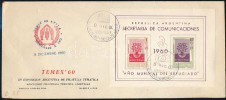 Argentína 1960