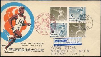 Japán 1959