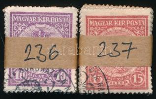 1916 Koronázás sor bündlikben (40.000)