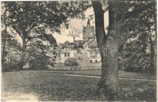 Grafenegg, Schloss Grafenegg / castle (EK)