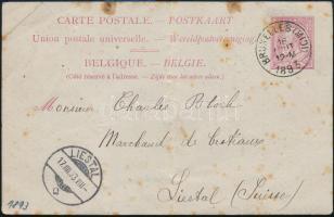 Belgium 1893