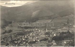 Mürzzuschlag (Steiermark), general view