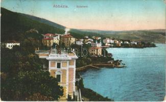 Abbazia, Opatija; Südstrand (fl)