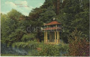 Kromeríz, Kremsier; Chines. Pavillon / Chinese pavilion. Josef Pithart