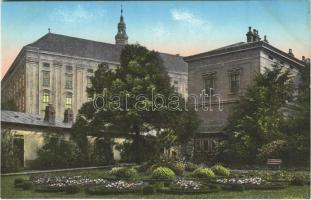 Kromeríz, Kremsier; K. a. zámek / archbishops castle. Josef Pithart