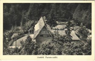 Szádelő, Zádiel; Turista szálló / chalet, tourist house (EK)