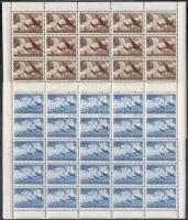 1942 Repülő alap III. teljes ívsor (20.000)