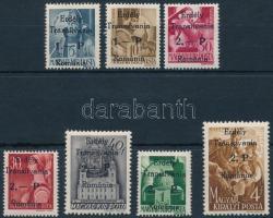 Székelyudvarhely 1944 7 klf bélyeg garancia nélkül (205.000)