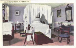 Mount Vernon (Virginia); Nellie Custis room